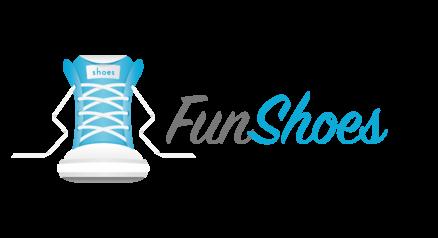 Logo Funshoes - tá najlepšia obuv pre tvoje nohy